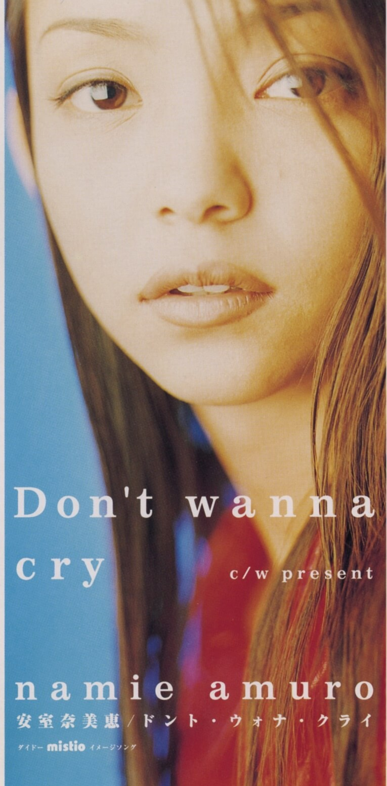 Don't wanna cry